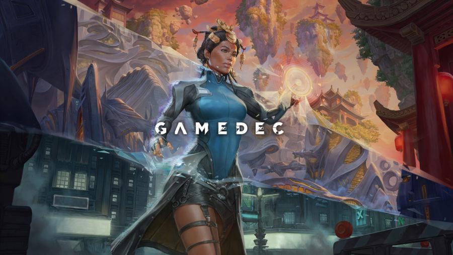 Обзор игры GAMEDEC